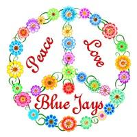 <b>PEACE LOVE BLUE JAYS</b>