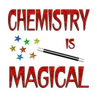 <b>CHEMISTRY IS MAGICAL<b/>