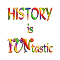 <b>HISTORY IS FUNTASTIC</b>