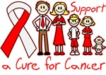 Oral Cancer Support A Cure Shirts