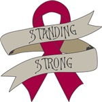 Multiple Myeloma Standing Strong Shirts