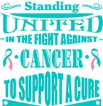 Hereditary Breast Cancer Standing United Shirts