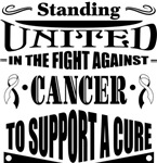 Carcinoid Cancer Standing United Shirts