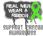 Lymphoma Real Men Wear a Ribbon Shirts