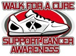 Mesothelioma Walk For A Cure Shirts