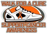 Kidney Cancer Walk For A Cure Shirts