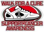 Brain Cancer Walk For A Cure Shirts