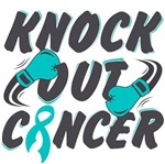 Knock Out Peritoneal Cancer Shirts