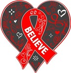 Blood Cancer Believe Shirts