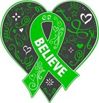 Bile Duct Cancer Believe Shirts