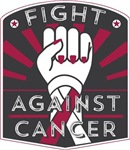 Fight Against Throat Cancer Shirts