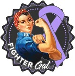 General Cancer Fighter Gal Shirts