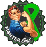 Bile Duct Cancer Fighter Gal Shirts