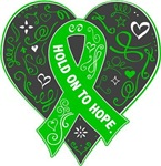 Organ Donor Awareness Hold on to Hope Shirts