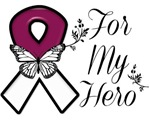 Throat Cancer For My Hero Shirts