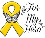 Appendix Cancer For My Hero Shirts