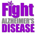 Fight Alzheimer's Disease T-Shirts & Gifts