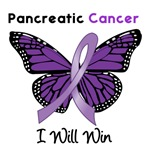 Pancreatic Cancer I Will Win T-Shirts & Gifts