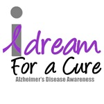 I Dream For A Cure Alzheimer's T-Shirts & Gifts