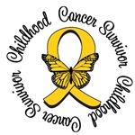 Childhood Cancer Survivor T-Shirts & Gifts