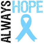 Always Hope Prostate Cancer T-Shirts & Gifts