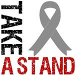 Take a Stand Brain Cancer Shirts & Gifts