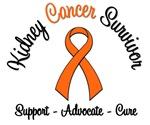 Kidney Cancer Survivor Gear, Shirts & Gifts