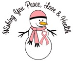 Christmas Snowman Endometrial Cards & Gifts