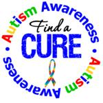 Autism Find A Cure Awareness Shirts & Gifts