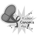 Kickin' Brain Cancer's Ass T-Shirts