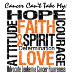 Leukemia Can'tTakeHope