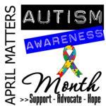 Autism April Matters