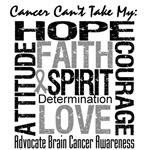 Brain Cancer Can't Take Hope