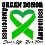 Heart Organ Donor Awareness