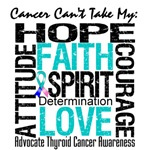 Thyroid Cancer CantTakeHope
