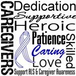 ALS Caregivers Collage