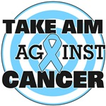 Take Aim Against Prostate Cancer Shirts & Gifts