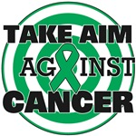 Take Aim Against Liver Cancer Shirts & Gifts