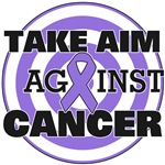 Take Aim Against Hodgkin's Lymphoma Shirts & Gifts