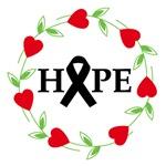 Melanoma Hope Hearts
