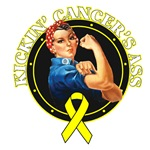 Kickin' Sarcoma Cancer's Ass Shirts