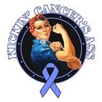Kickin' Esophageal Cancer's Ass Shirts