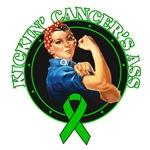 Kickin' Bile Duct Cancer's Ass Shirts