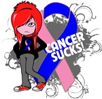 Male Breast CANCER SUCK