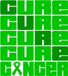 CURE Kidney Cancer Collage Shirts
