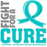 Ovarian Cancer Fight For A Cure Shirts