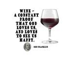 Wine — Proof God Loves Us