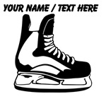 Custom Hockey Skate