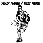 Custom Basketball Player