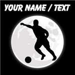 Custom Soccer Player Moon
